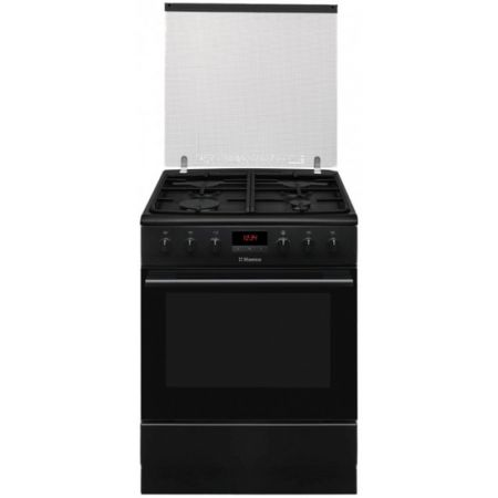 Combined Gas Hob/Oven Hansa FCMS682090  Silver