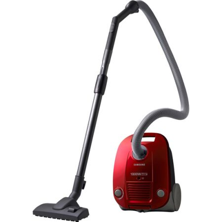 Vacuum Cleaner Samsung VCC4181V37/XEV 1800W Red