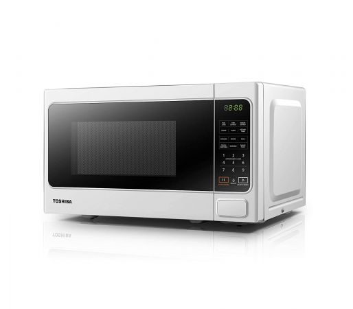 Microwave Oven TOSHIBA - MM-EM20P (WH) - 20 L