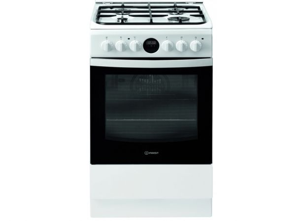Gas Hob/Oven Indesit IS5G8CHW/E